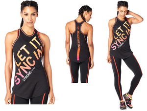 Strong By Zumba® Instructor Tight Tank