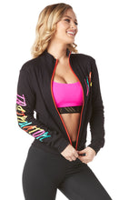 Load image into Gallery viewer, Be About Love Zumba® Instructor Jacket  (ZIN™ Exclusive - Membership will be verified)