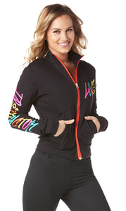 Be About Love Zumba® Instructor Jacket  (ZIN™ Exclusive - Membership will be verified)