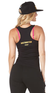 Be About Love Instructor Racerback  (ZIN™ Exclusive - Membership will be verified)