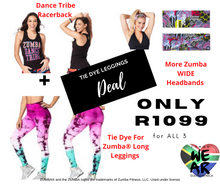 Load image into Gallery viewer, TIE DYE OMBRE LEGGINGS Bundle