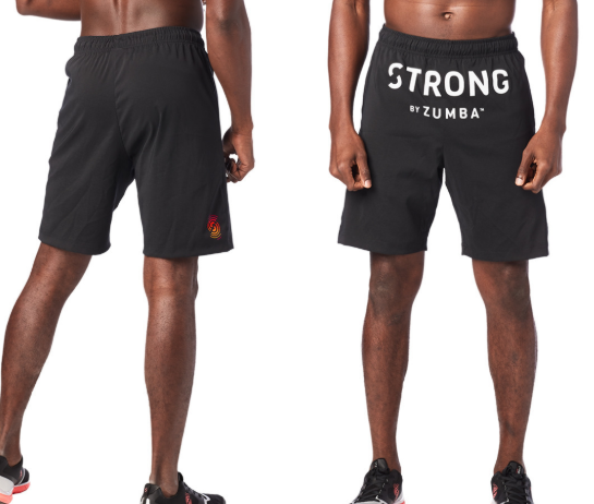 SBZ STRONG by ZUMBA® Basketball Shorts