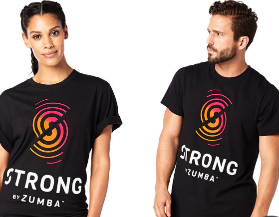 SBZ STRONG By Zumba® Instructor Tee