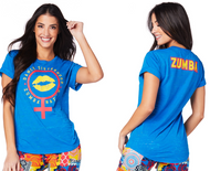 Zumba® Sisterhood Crew Neck Top