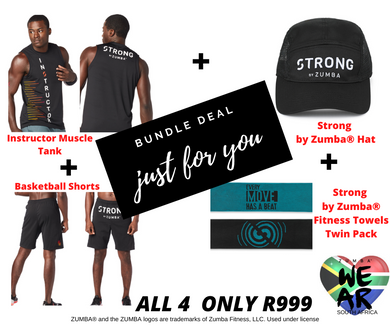 STRONG By Zumba® Bundle