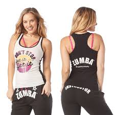 I want to Get Down Racerback Tank ZIN™ Combo