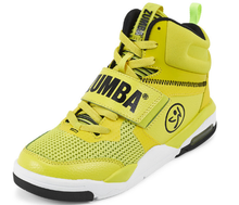 Load image into Gallery viewer, FOOTWEAR Zumba® Court Air 2.0 YELLOW