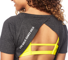 Load image into Gallery viewer, Zumba® Fierce Female Open Back Top