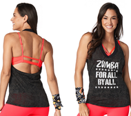 Zumba®  For All Halter Top