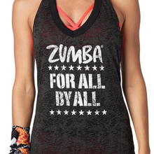 Load image into Gallery viewer, Zumba®  For All Halter Top