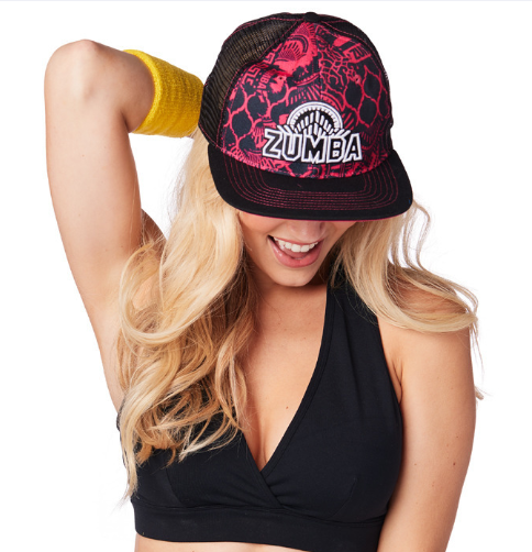 **SHIP NOW** Zumba® For all Snapback Hat