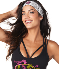 Load image into Gallery viewer, Zumba® Reversible Headbands (Pack of 3)
