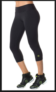 ** Ship Now ** Perfect Capri Leggings