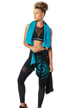 Load image into Gallery viewer, Squat Sync Sweat Fitness Towel 2pk