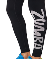 **SHIP NOW**  Zumba® Forever Ankle Leggings
