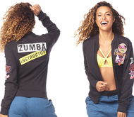 Dance Bold Instructor Jacket (ZIN™ Exclusive - Membership will be verified)