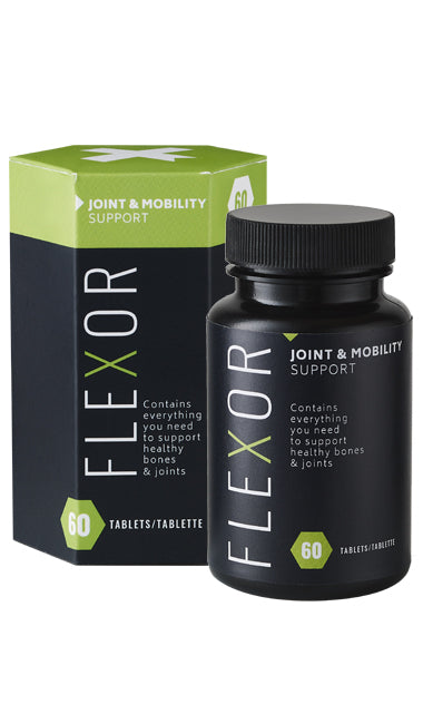 Flexor Joint Health Supplement (120 Tablets)