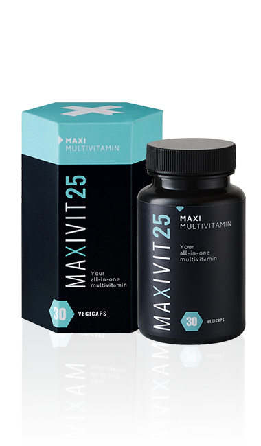 MaxiVit Plus Multivitamin Supplement