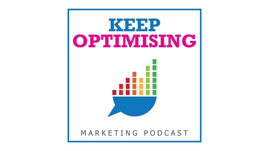 Introducing the Keep Optimising Podcast by Chloe Thomas