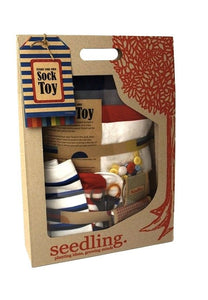 Seedling - Create Your Own - Sock Toy