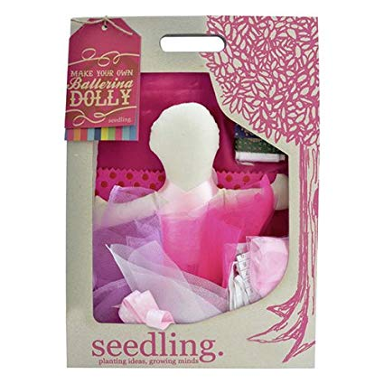 Seedling - Make Your Own Ballerina Dolly