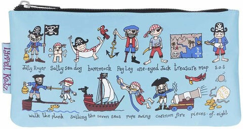 Tyrrell Katz - Pencil Case - Pirate