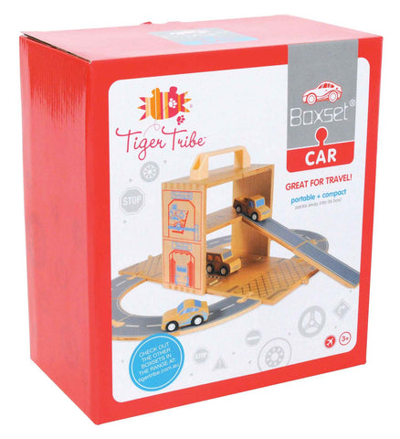 Tiger Tribe - Boxset - Car