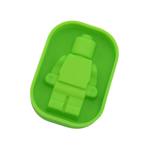Lego - Silicone Lego Man Figure Cake Baking Mould - Large