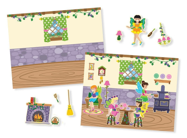 Melissa and Doug - Reusable Stickers - Fairies