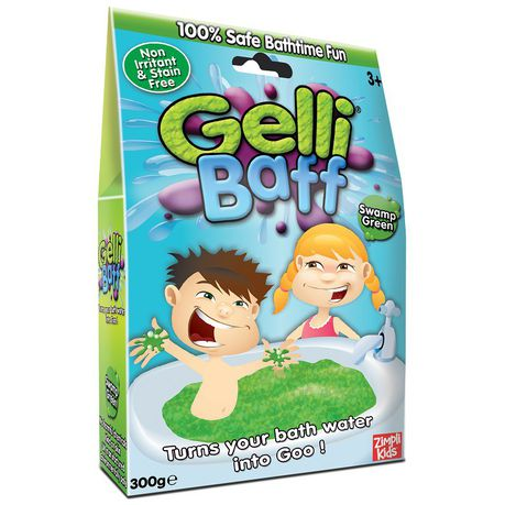Zimpli Kids - Gelli Baff - Swamp Green