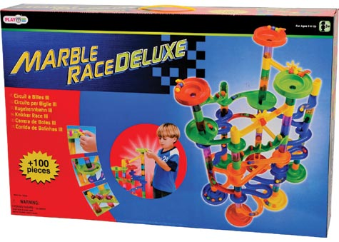 PlayGo - Marble Race Deluxe