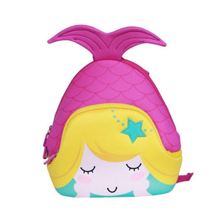 Nohoo - Mermaid Backpack - Pink
