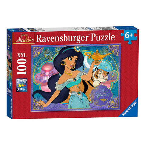 Ravensburger Puzzle - Aladdin - Princess Jasmine - 100 Pieces
