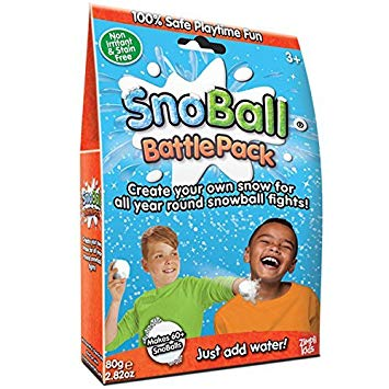 Zimpli Kids - SnoBall Battle Pack