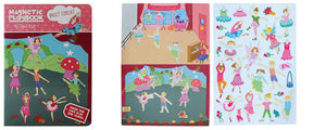 Tiger Tribe - Magnetic Play Book - Ballet Concert