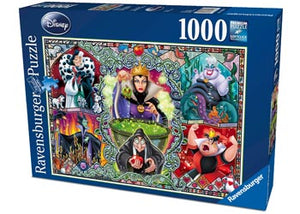 Ravensburger Puzzle - Wicked Women - 1000 Pieces