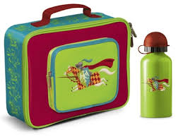 Crocodile Creek - Jouster - Lunch Bag and Drinking Bottle
