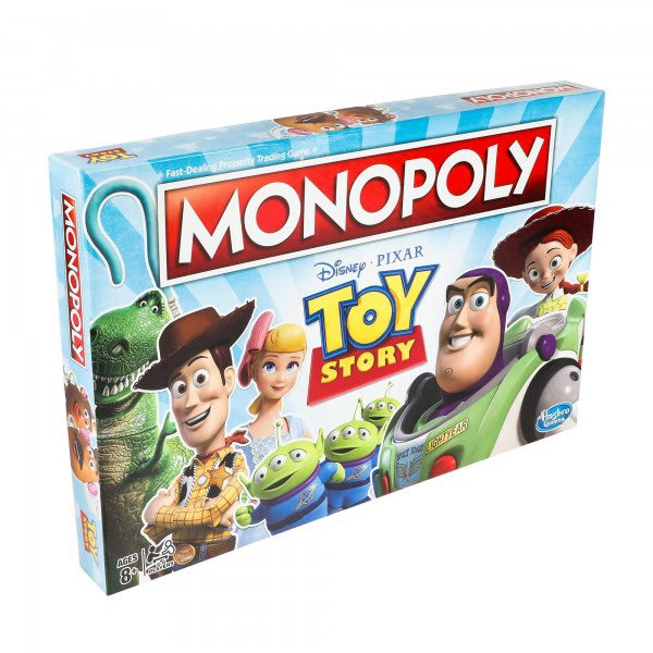 Monopoly - Toy Story Edition Board Game