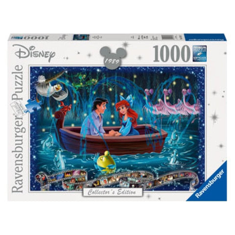 Ravensburger Puzzle - Little Mermaid - 1000 Pieces