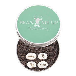 Bean Me Up - In Loving Memory Collection Tin