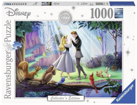 Ravensburger Puzzle - Sleeping Beauty - 1000 Pieces