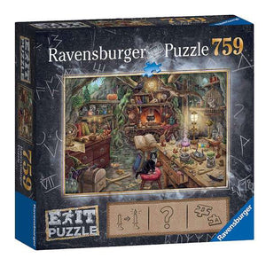 Ravensburger Puzzle - Escape - The Witches Kitchen - 759 Pieces