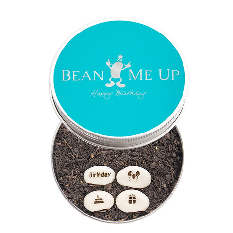 Bean Me Up - Happy Birthday Collection Tin