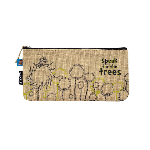 Amooze - Dr Suess - The Lorax - Pencil Case (Small)