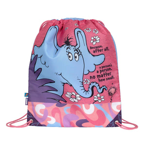 Amooze - Dr Suess - Horton Hears A Who - Drawstring Bag