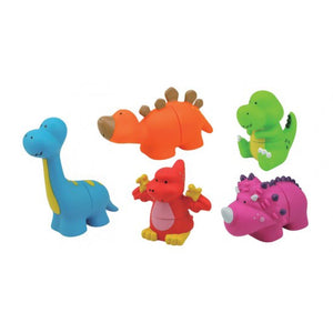 Popbo Blocs - Dinosaurs - 5 pieces