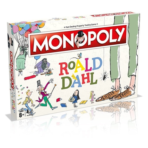 Monopoly - Roald Dahl Edition Board Game