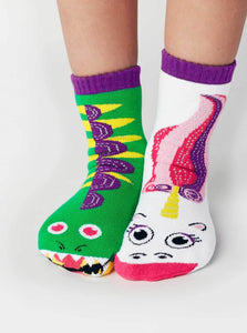 Pal Socks - Dragon & Unicorn (4 - 8 Years)