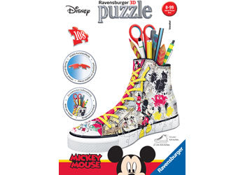 Ravensburger Puzzle - Disney Mickey 3D Sneaker 108p