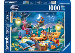 Ravensburger Puzzle - Winnie the Pooh Stargazing - 1000 Pieces
